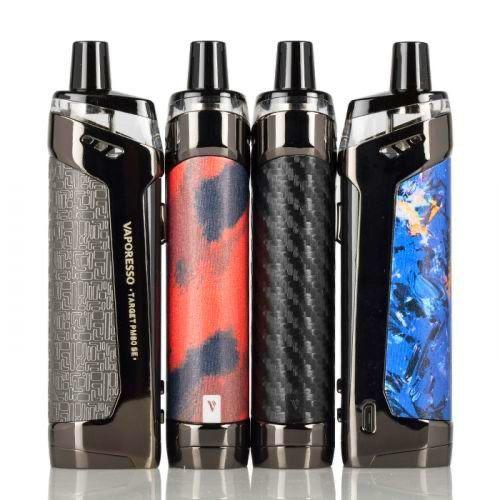 Kit Exclusivo Care 4 Coil Vaporesso - Target PM80 SE Pod Mod Kit