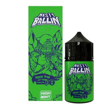 Hippie Trail - HIGH MINT Nasty Juice