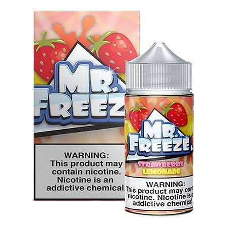 Mr Freeze - Strawberry Lemonade