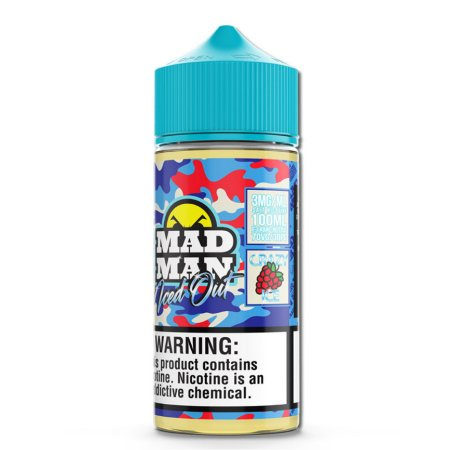Raspberry Ice - Mad Man
