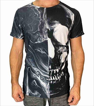 Camiseta Caveira Austin Club
