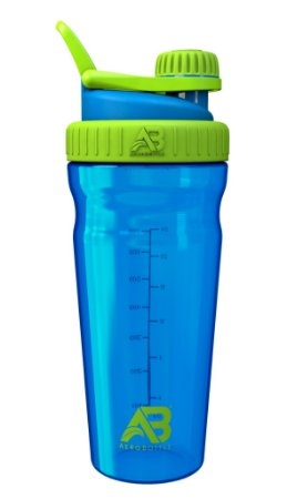 AEROBOTTLE MAGNUS  SYNTRAX 1000ml - BLUE