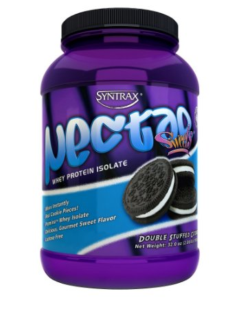 NECTAR SWEETS SYNTRAX DOUBLE STUFFED COOKIE  2LB (907g)
