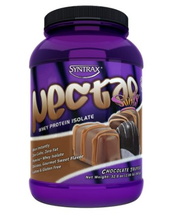 NECTAR SWEETS SYNTRAX CHOCOLATE TRUFFLE  2LB (907g)