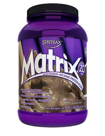 MATRIX 2.0 SYNTRAX - MILK CHOCOLATE (907g)