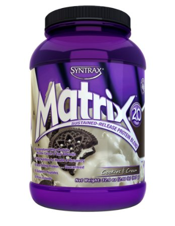 MATRIX 2.0 SYNTRAX- COOKIES E CREAM (907g)