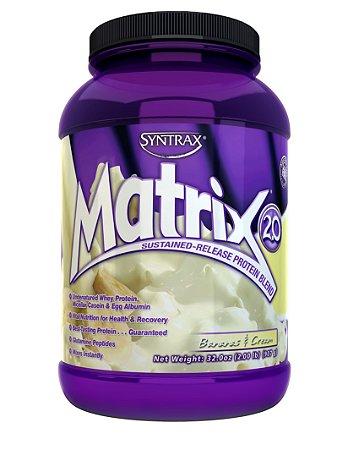 MATRIX 2.0 SYNTRAX- BANANA E CREAM (907g)