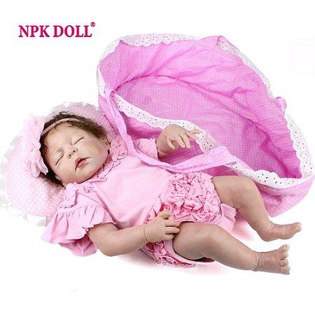 Bebê Reborn Helena - Pronta entrega