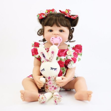 Bebê Reborn Manuela - Pronta entrega