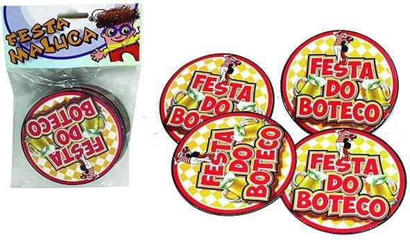 PORTA COPO FESTA DO BOTECO PCT C/10UN R.207