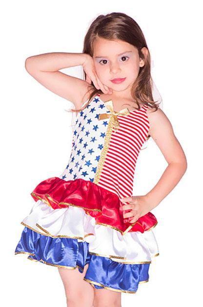 FANTASIA AMERICANA AMÉRICA USA PAÍSES INFANTIL R.5069