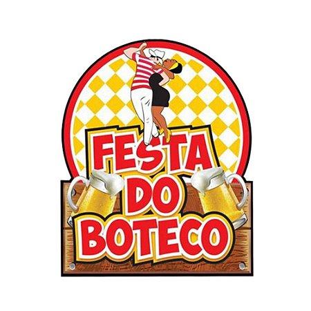PAINEL DECORATIVO FESTA DO BOTECO UN R.205