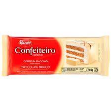 CHOCOLATE CONF.BRANCO FRACIONADA H.1,05KG R.102072