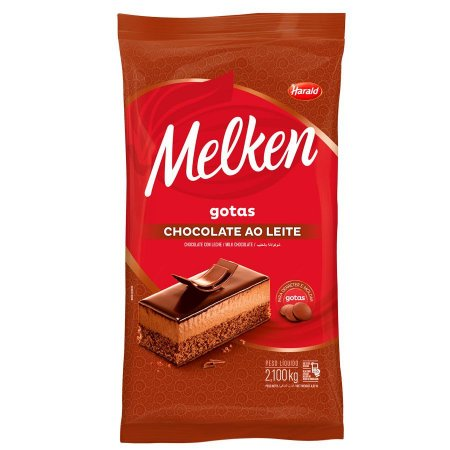 CHOCOLATE GOTAS MELKEN AO LEITE 2,100 R.103674