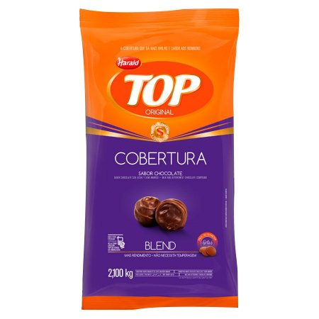 CHOCOLATE H.TOP GOTAS BLEND 2,1KG R.103145