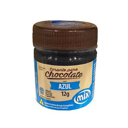 CORANTE PARA CHOCOLATE AZUL 12G MIX UN