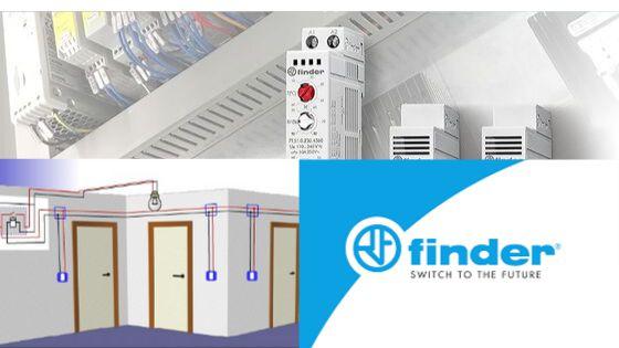 Finder - Soluções simples para Instalações Elétricas – foco em Eficiência Energética- Certificação Básica