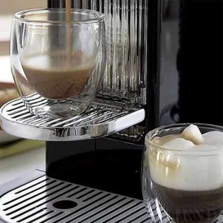 Conjunto 6 Copos Para Café 70ml Com Parede Dupla 6298 Lyor