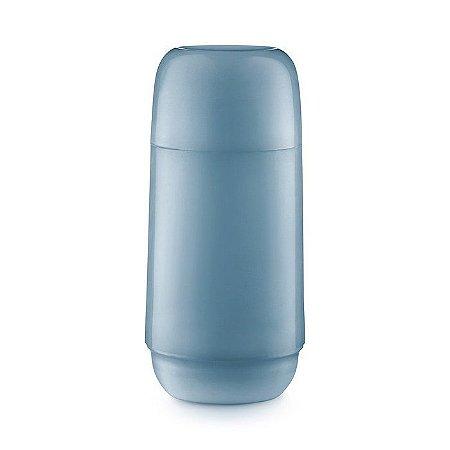 Mini Garrafa Térmica Portátil 250ml Adorar Sanremo Azul