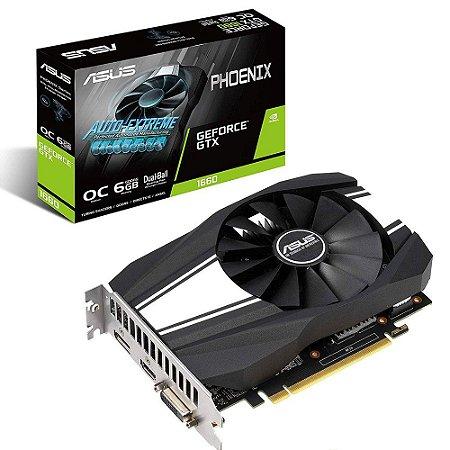 ASUS Phoenix 1660 Super OC Edition 6GB