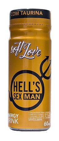 ENERGÉTICO HELL`S SEX MAN