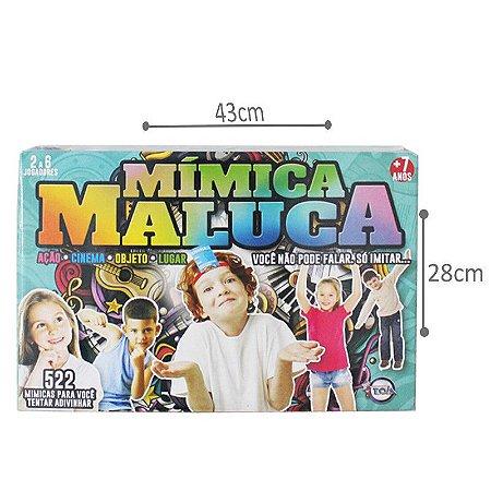 Jogo Mímica Maluca