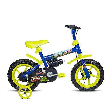 Bicicleta Jack - Verde Limão Aro 12
