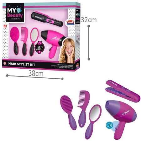 Kit Hair Stylist - My Beauty Collection