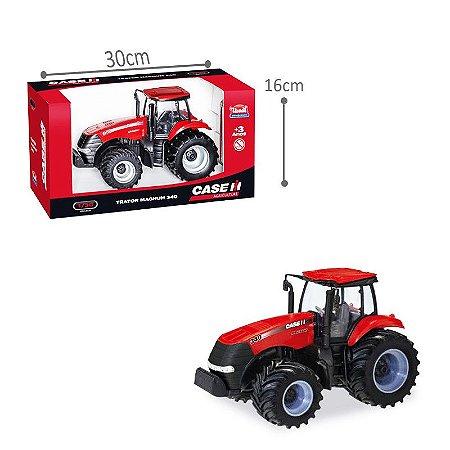 Trator Magnum Case Agriculture