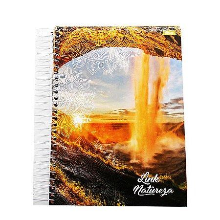 Caderno Universitário Link - Pct 02 und