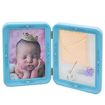 Porta Retrato Bebê c/ Argila