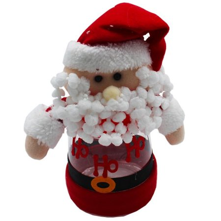 Boneco Pote de Natal Decorativo