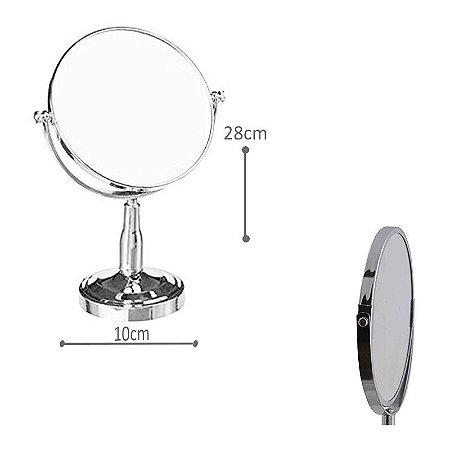 Espelho de Mesa Moderno