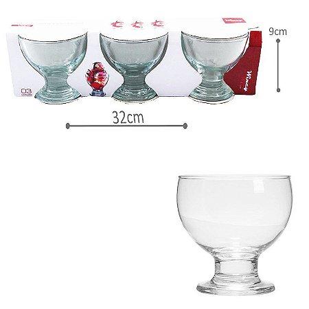 Taça de Sobremesa Vidro - 220 ml