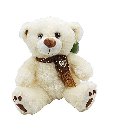 Urso de Pelúcia com lenço