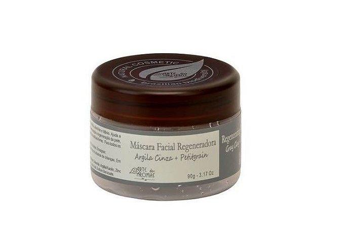 Argila Cinza Máscara Facial Regeneradora ARTE DOS AROMAS 90g