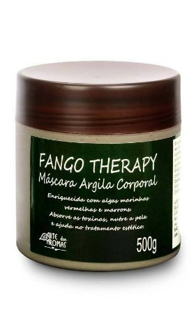 Máscara de Argila Corporal Fango Therapy  Arte dos Aromas 500g