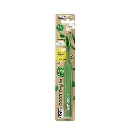 Escova de Dente Ecológica Escova Dental de Plástico de Mamona TePe Good