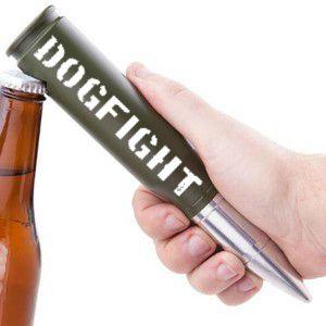 Abridor de garrafa DOGFIGHT - Vulcan