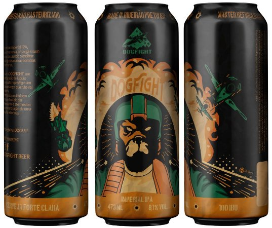Dogfight - Imperial IPA - pack 6