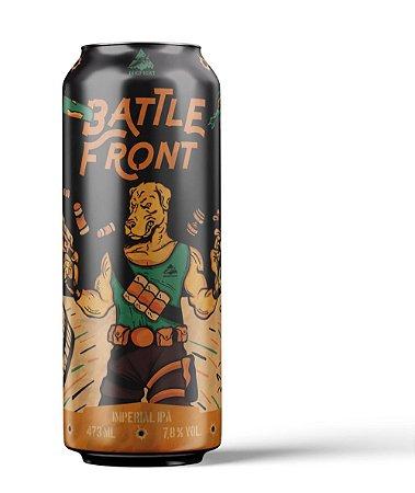 Battlefront - West Coast DIPA - Lata 473ml
