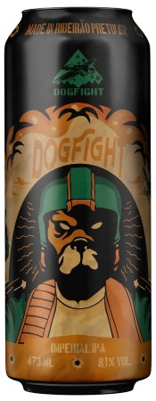 Dogfight Imperial IPA - Lata 473ml