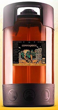 Commandos - Barril 20 litros - SOMENTE PARA RIBEIRÃO PRETO