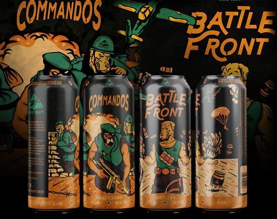 BattleComm pack - 4 unidades