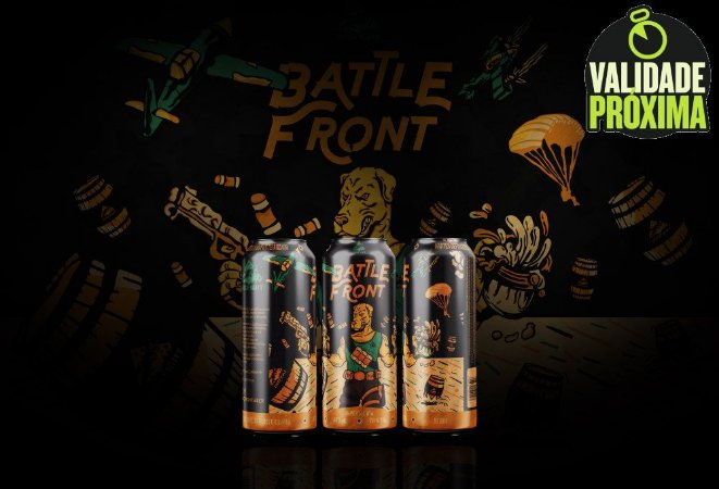 Battlefront - PROMOÇÃO - pack 12