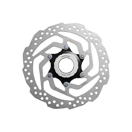 Disco de Freio Shimano RT10 Center Lock Rotor 160MM