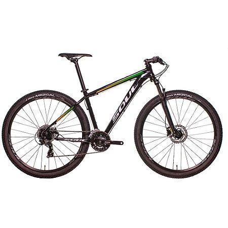 Bicicleta Soul SL129 21V Tourney