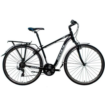Bicicleta Soul Miracle 700c 21V Tourney