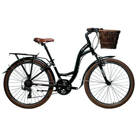 Bicicleta Soul Flow One 21V Tourney