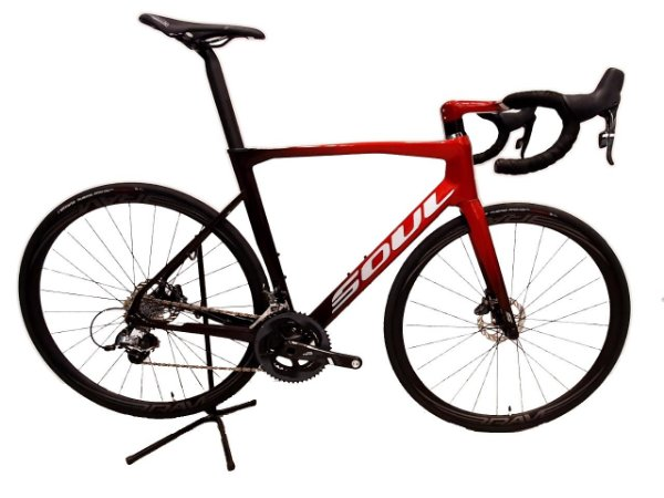 Bicicleta Soul 3R5 Aero Force Carbono